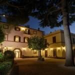 Villa Apolloni - Vista notturna