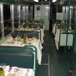 Allestimento Tram Ristorante a Roma