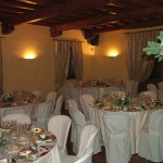 Mise en place - banqueting