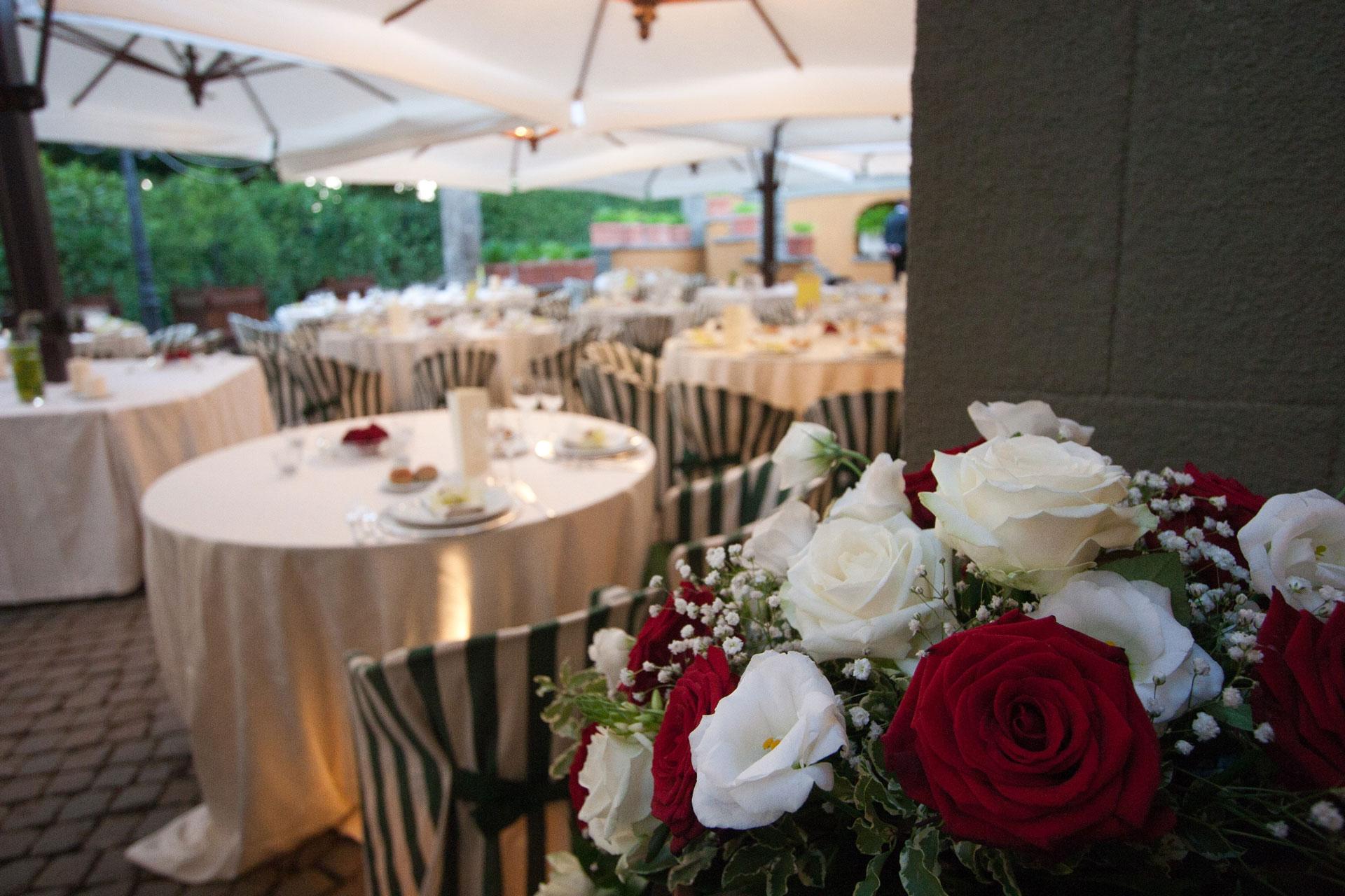 Prezzi catering matrimonio