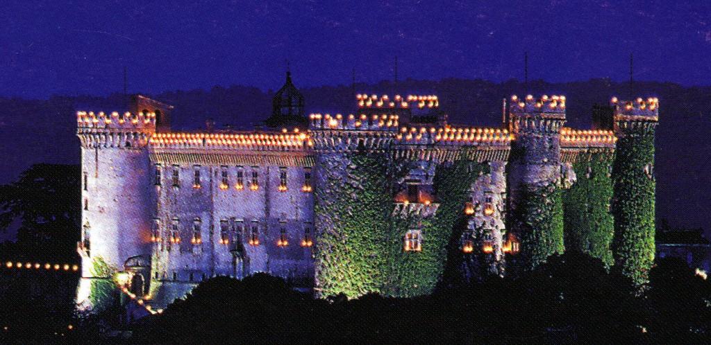 Castello di Bracciano - catering roma nord
