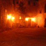 Castello di Bracciano - cortile interno