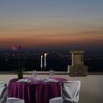 Villa Apolloni - Vista su Roma