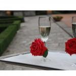 Flute accoglienza sposi