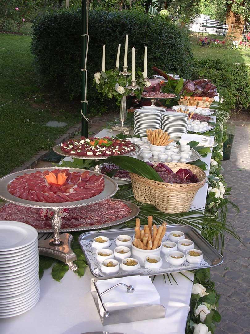 Favorito Presentazione dei piatti - Maan Banqueting Catering Roma Frascati TF79