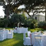Villa Apolloni - Cerimonia in giardino