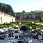 Villa Mondragone - Giradino all'Italiana