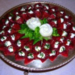 Piatto bresaola
