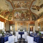 Villa Apolloni - Cerimonia sala interna con affreschi