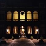 Villa Mondragone - Vista notturna