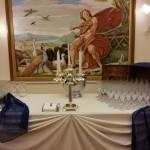 Villa Apolloni - Preparazione aperitivo
