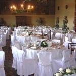 Castello di Bracciano - allestimento interno
