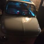 Fiat 500 Jukebox