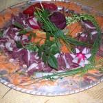 Prosciutto e insalata