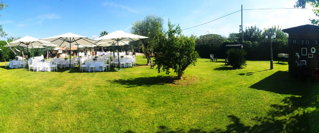 Buffet e catering a domicilio