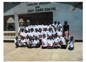 Tanzania Maglie Scuola