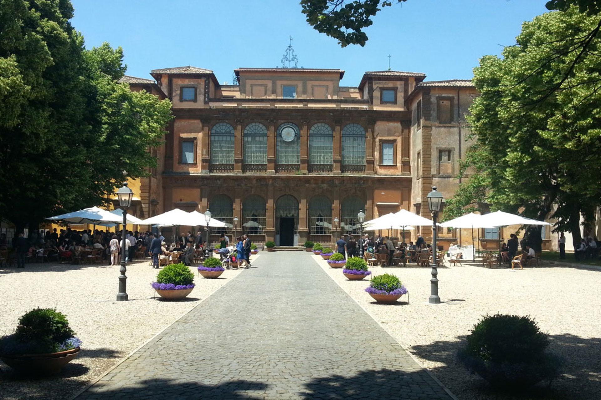 Villa Mondragone