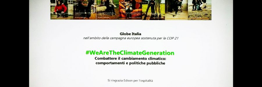 Protetto: We are the climate