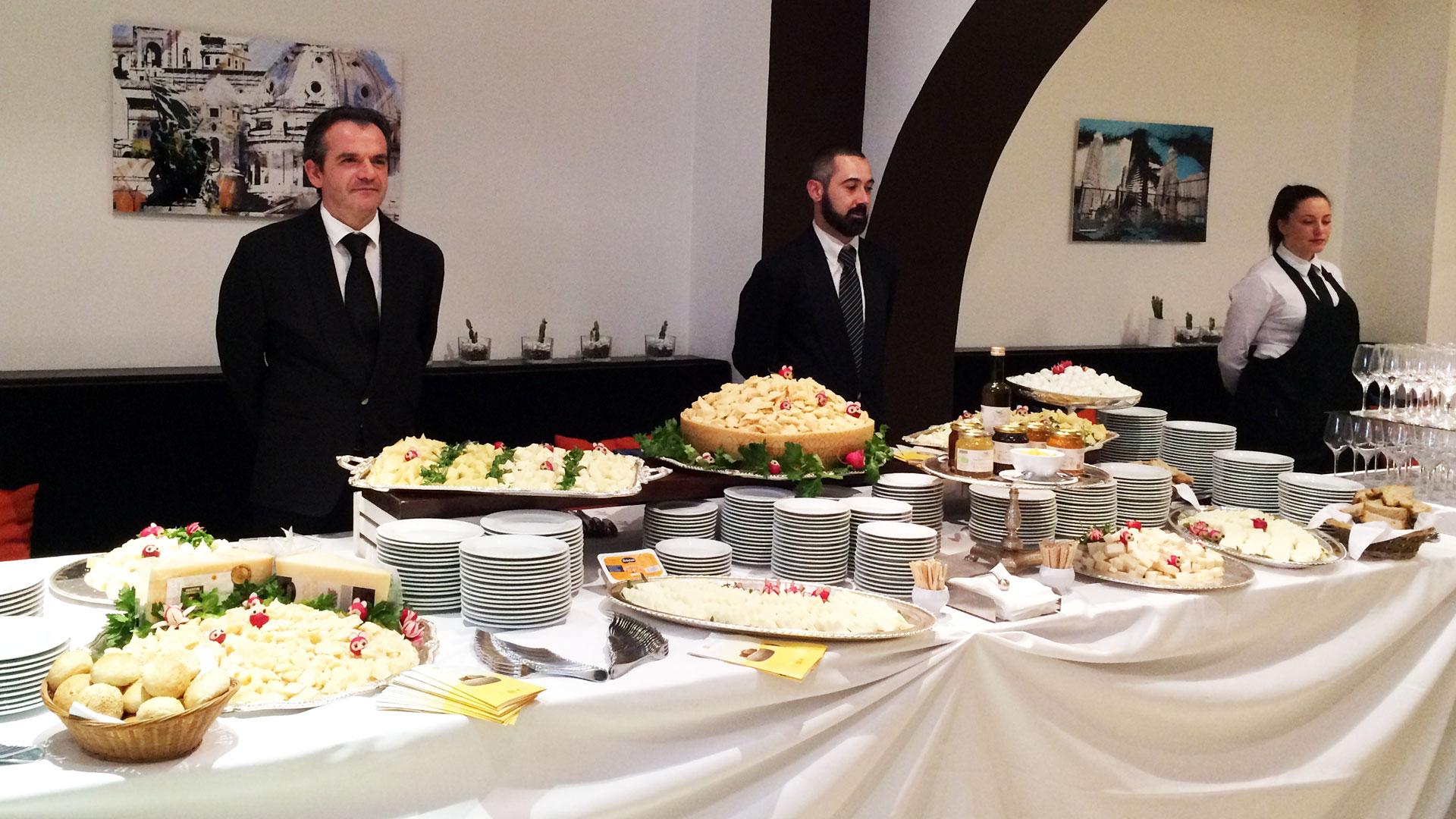 Catering e Banqueting Evento Aziendale