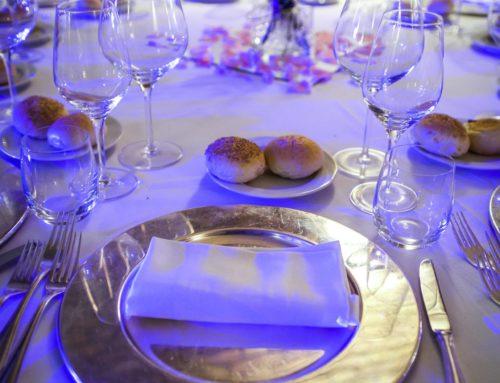 Catering matrimonio: come scegliere il colore degli addobbi