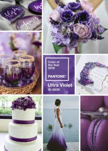Allestimenti Floreali Ultra Violet