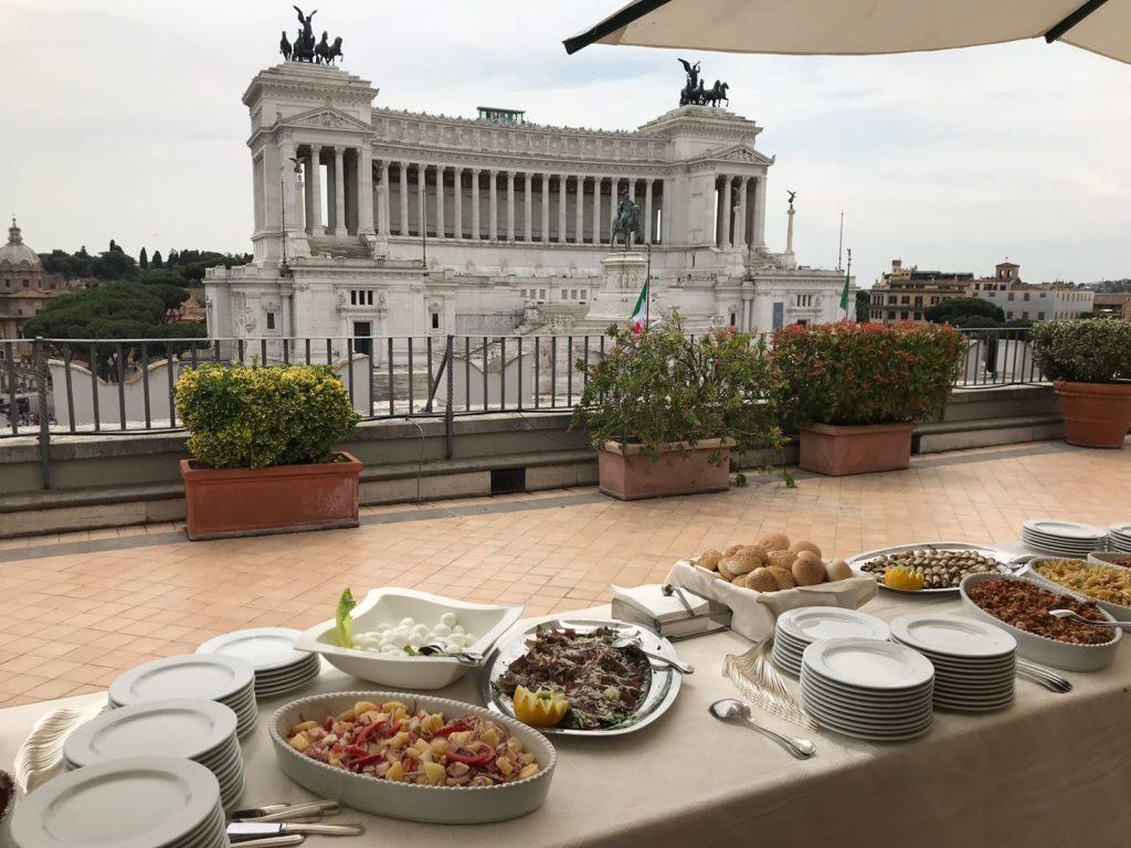catering aziendale roma MEPA