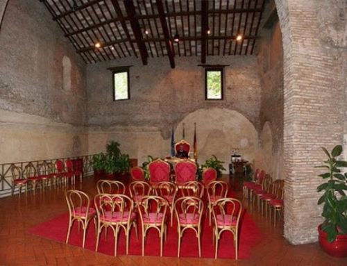 Luoghi dove sposarsi civilmente a Roma