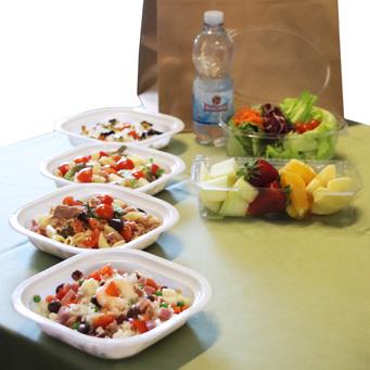 cestino pranzo maxi - lunch box roma