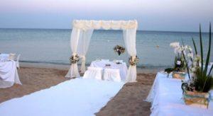 spiaggia sposi roma ostia